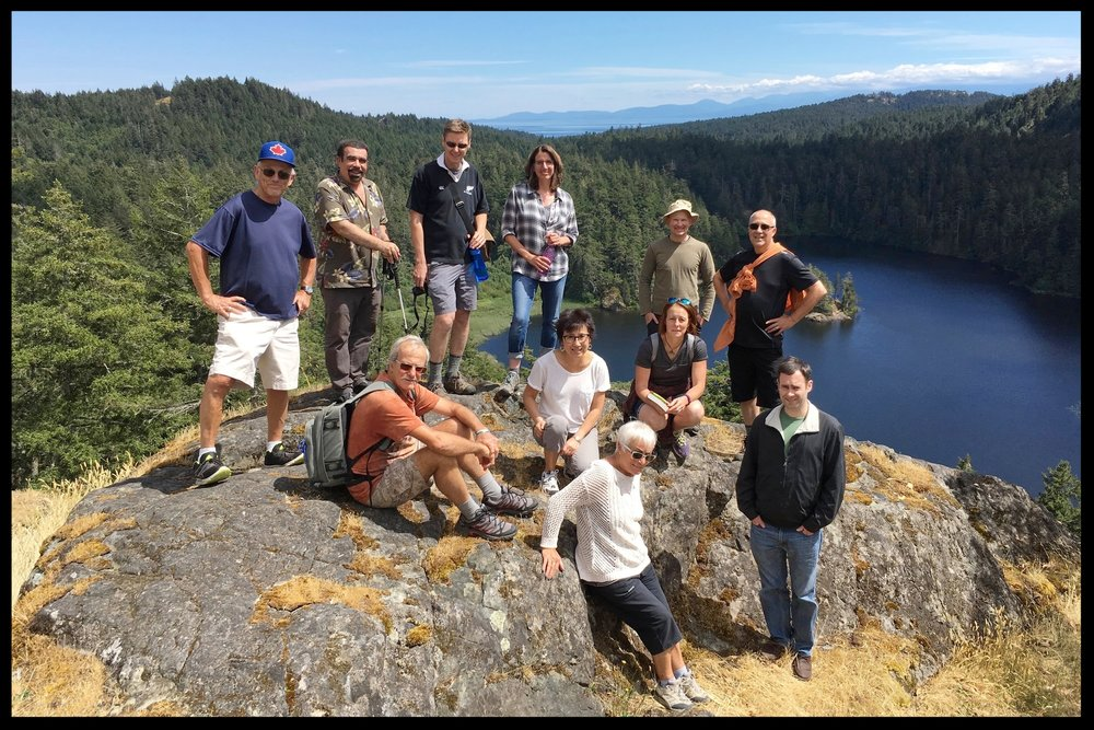 Special Events - Membership will give you access to all of the society's special events!  These include: - Annual Christmas Party- Summer Barbeque- Special  trips, such as our 2017 visit to Paramount Orchids in Parksville and this hike to learn about native orchids on and around Matheson Lake.