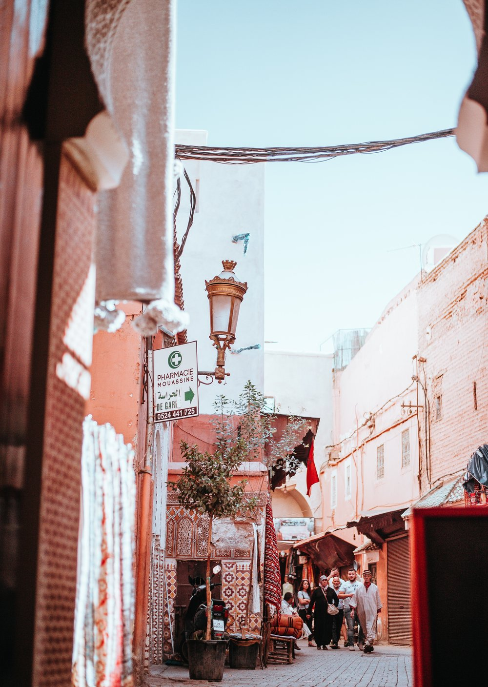 Marrakech Photo by  Annie Spratt  on  Unsplash