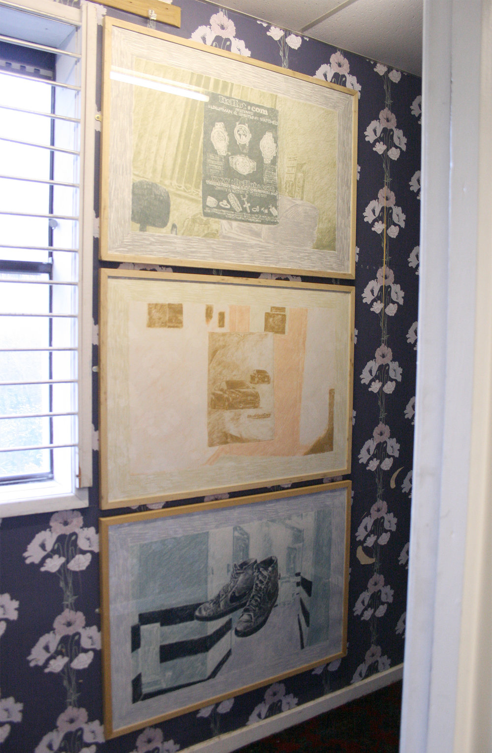 Triptych $200 Each
