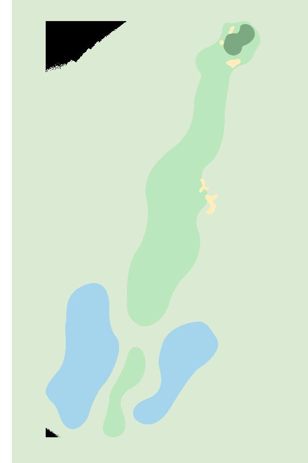 Course — Heritage Golf Club
