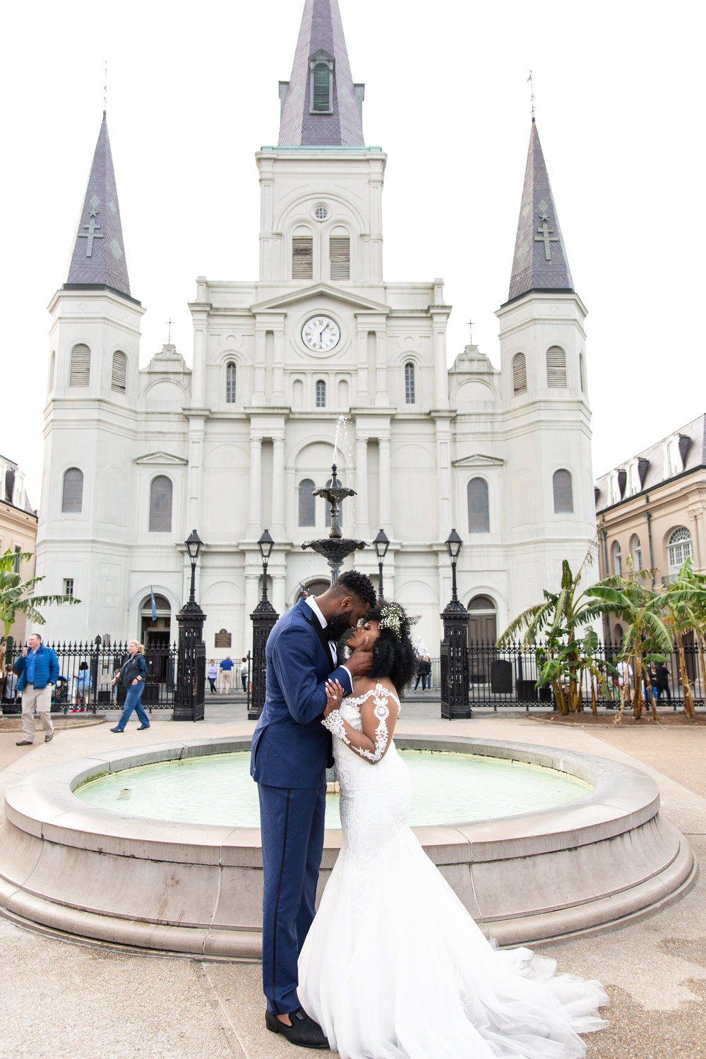 Jackson Square- Image from Just Elope LLC
