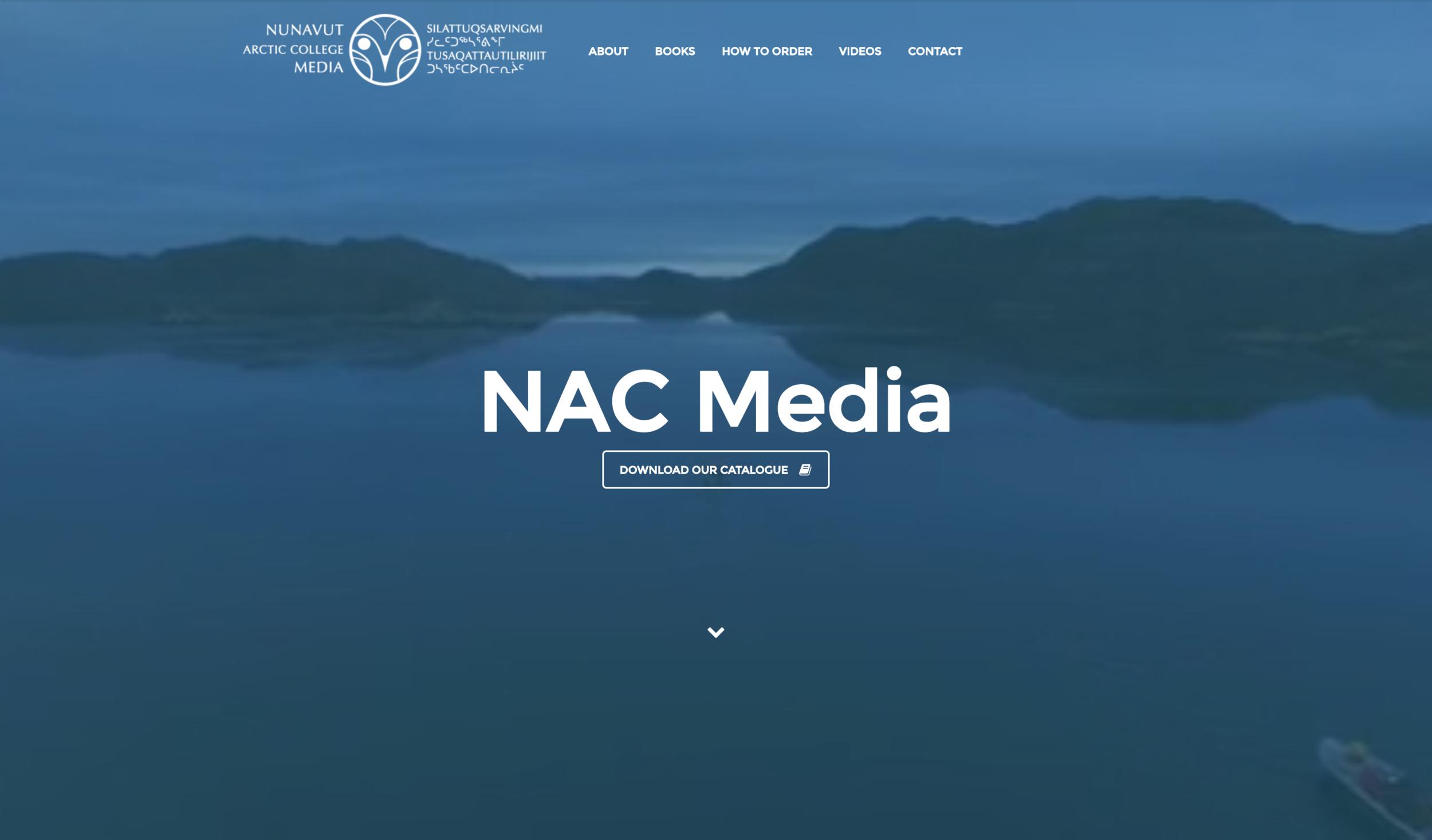 NAC Media — Travis Daley