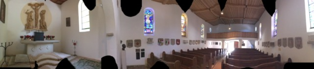 Panoramic view of the Chapel