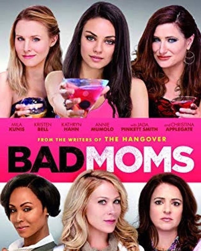 Favourite movie ever.  Which of the Bad Mom characters relates to you?  Kiki- the one who became socially awkward, highly stressed and an all round hot mess after kids? 😓 Amy- the one who loves the kids to death but is so fed up with societies expectations 💃🏼 or  Carla- the one who just simply doesn't give a sh..😬😮 Let's face it, we all know a Gwendolyn or two 🤣 @littlebluebirdbooksandgifts - - - #badmoms #mums #motherhood #parenting #parents #mum #badmum #goodmum #love #funny #film #movies #favouritemovie #australia #sydney #whichareyou #gwendolyn