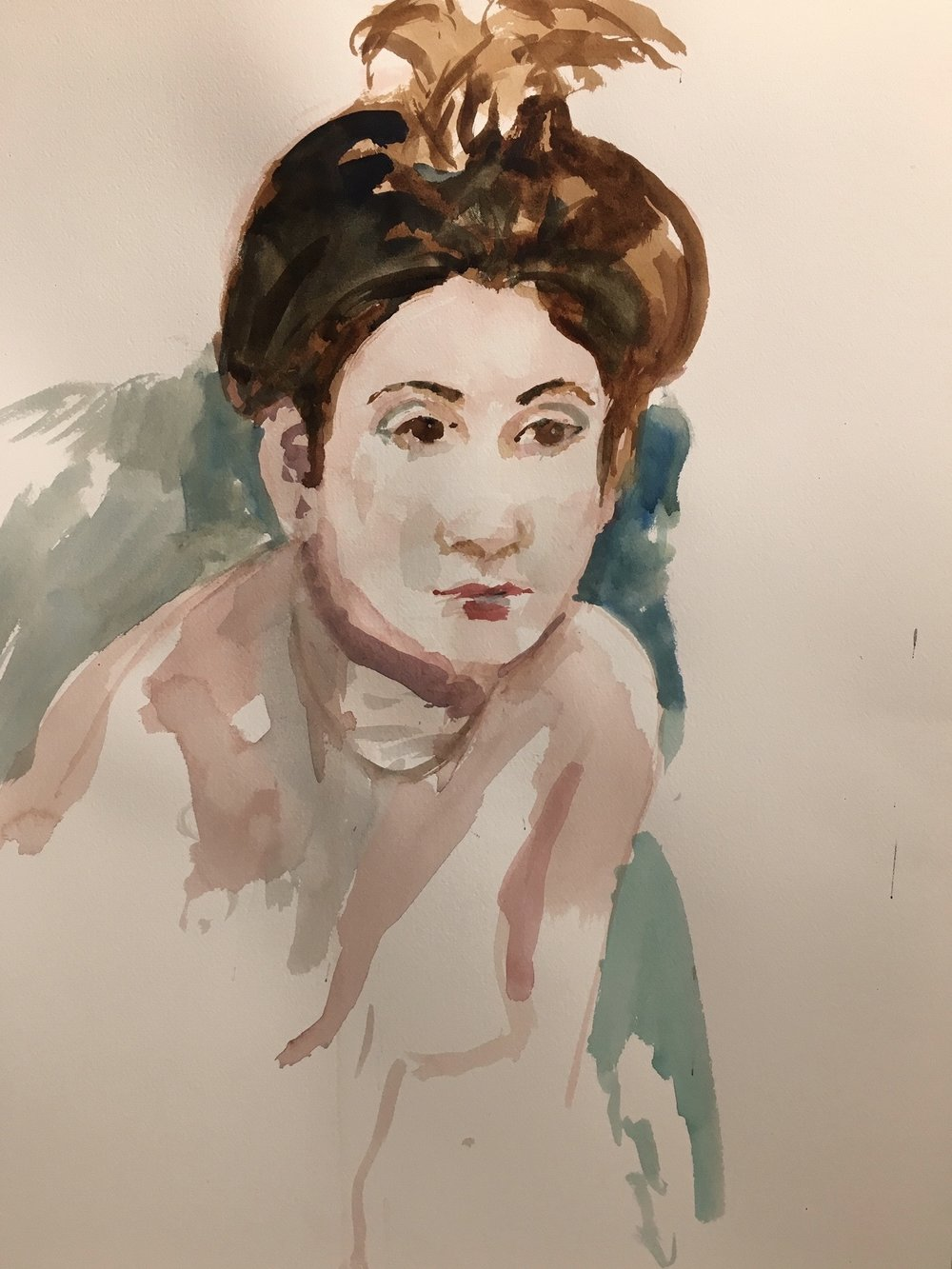 Portrait, Herb Randall