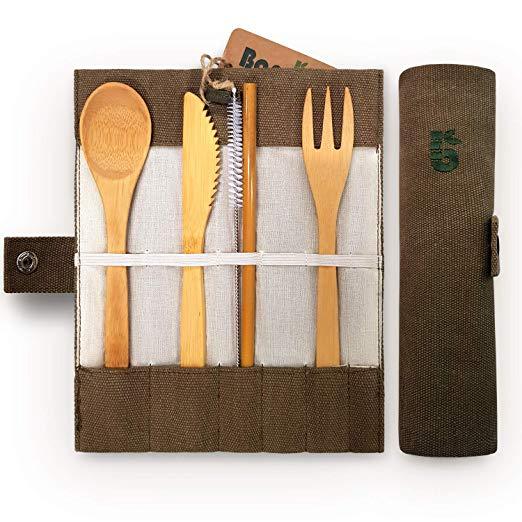 Bambaw - Bamboo Cutlery Set