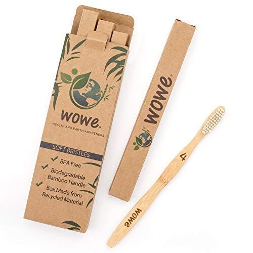 Wowe Bamboo Toothbrush