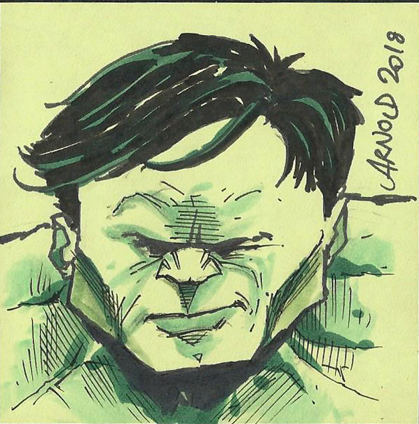 Hulk Smash.