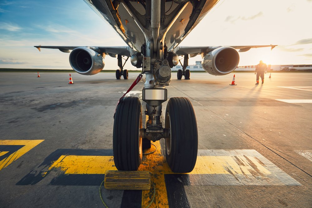 """An airline is what's known as a """"common carrier"""". ©BigStockPhoto"""