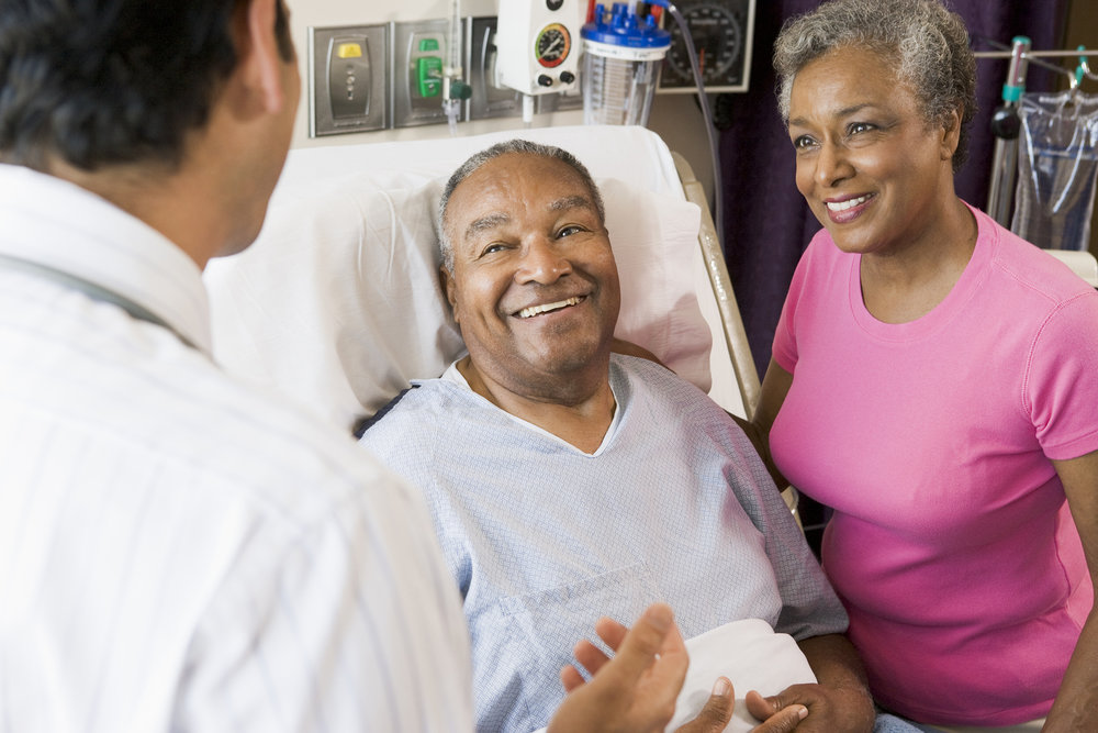 Placing a loved one in a nursing facility either for rehabilitation or for long-term care when they are no longer able to care for themselves is a decision not made lightly.  ©BigStockPhoto