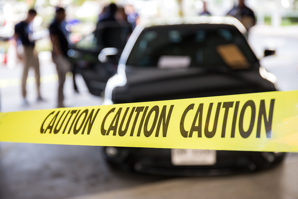 Cooperation with law enforcement is also necessary to bring the criminal who caused the accident to justice.© BigStockPhoto