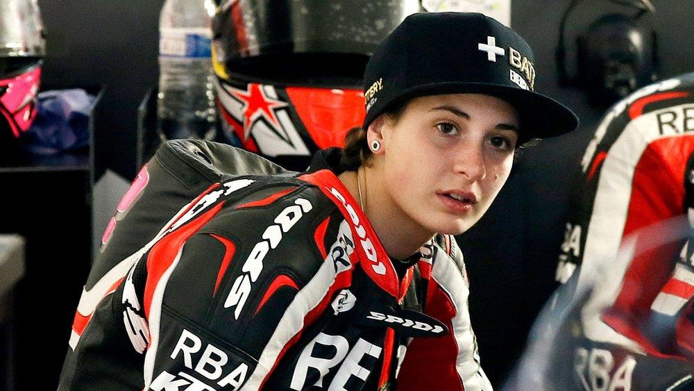 Prouesse féminine dans le monde des deux roues - Allison @TeamBossie