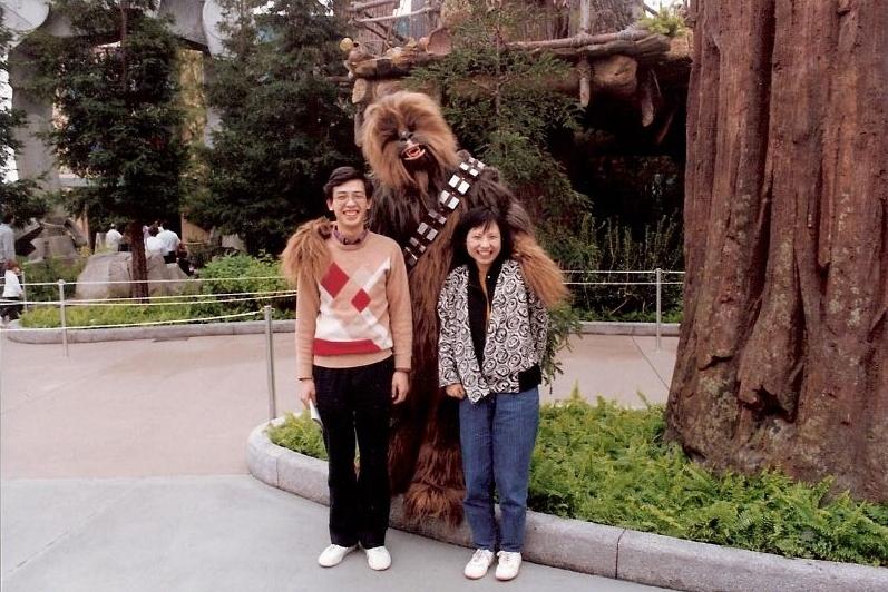 Disney World (1989)