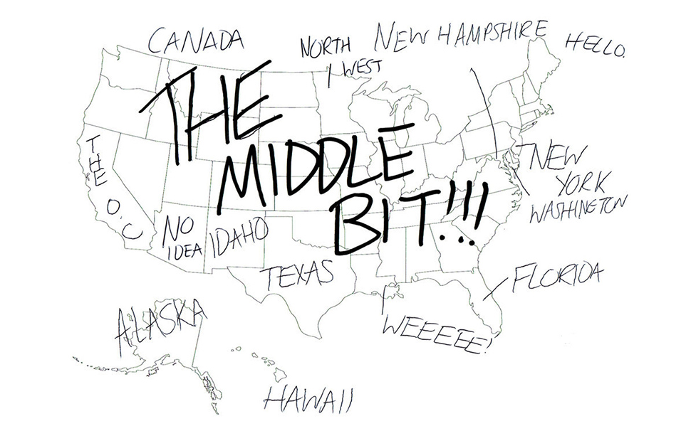 How To Memorize All 50 States Their Locations And Their Capitals