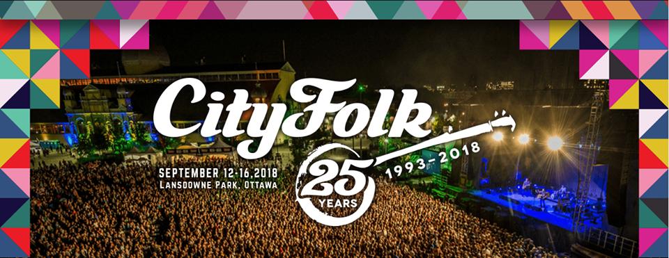 Le festival CityFolk de 2018, incluant Marvest, se déroule du 12 au 16 septembre au parc Lansdowne d'Ottawa.