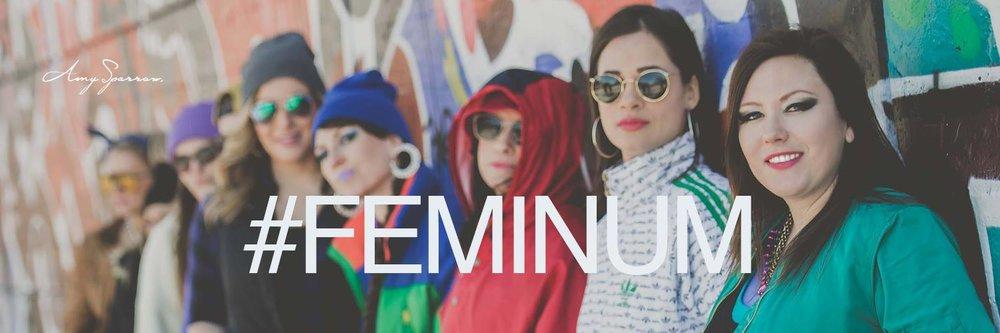 Photo promo de l'album  Feminum  de Kool Krys. Photo :  Amy Sparrow