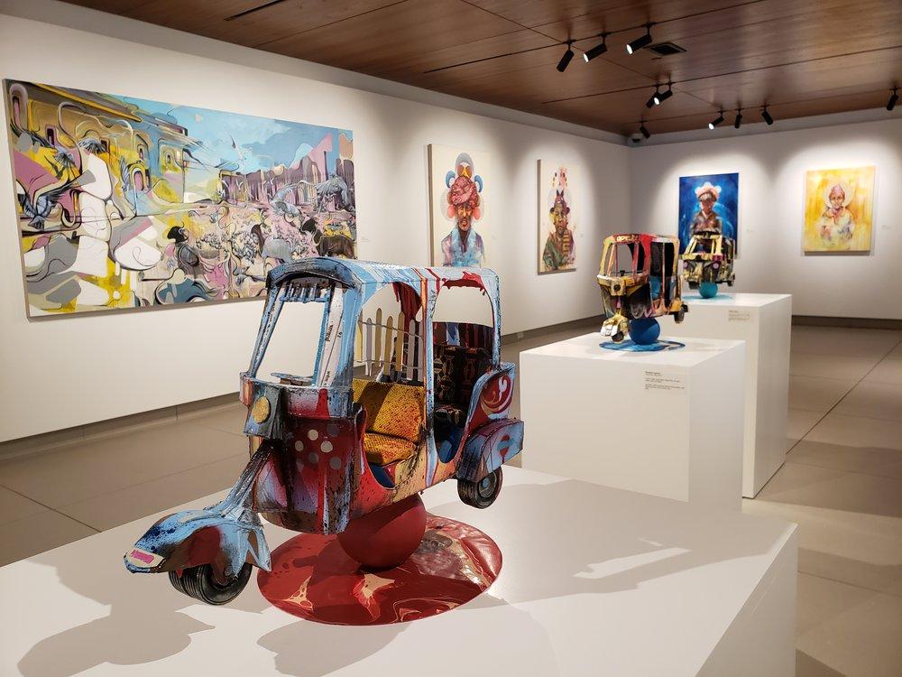 PRANAYAM  de Dominic Laporte à la Galerie d'art d'Ottawa