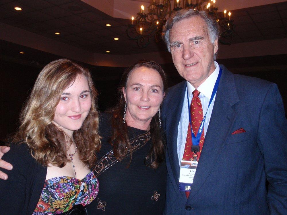 Ambassador Lorne S. Clark Award recipient 2010