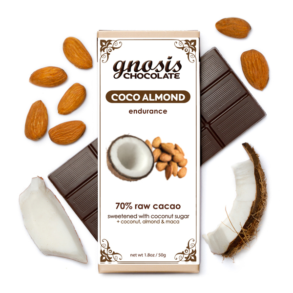 ENDURANCE - Coco Almond Bar