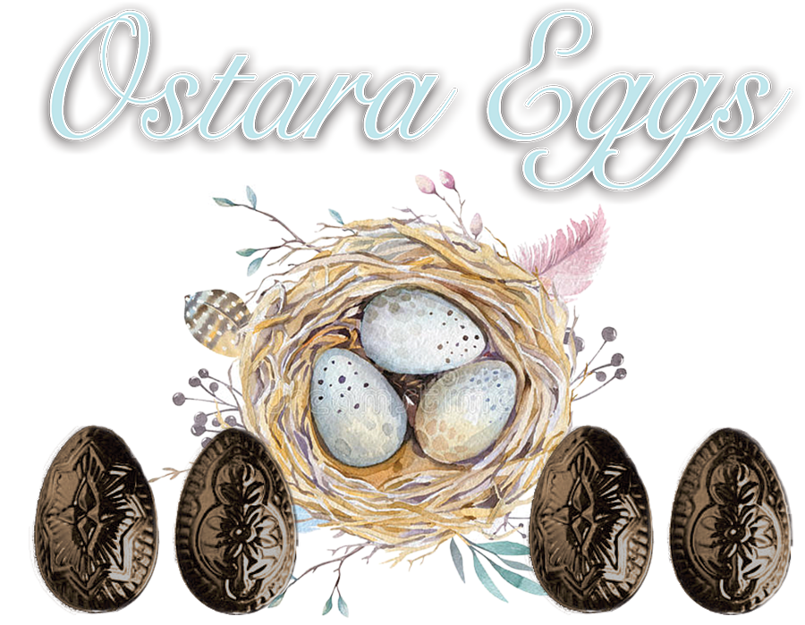Ostara Egg Collection - The egg - a symbol of new life, bursting with potential and promise! Enjoy the vibrant flavors which burst forth from herein