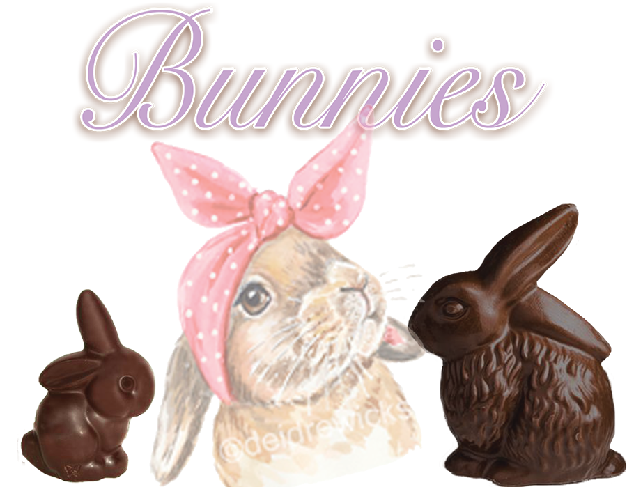Bunny Collection - This abundantly fertile little creature has long been associated with Eostre. May these help give birth to your every hope & dream!