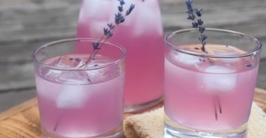 Lavender Lemonade - for anxiety, depression, insomnia & more