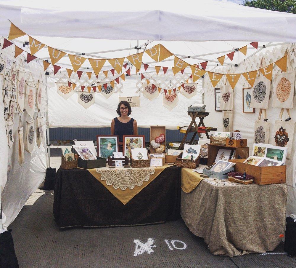 Renegade Craft Fair (Chicago, IL), Summer 2016
