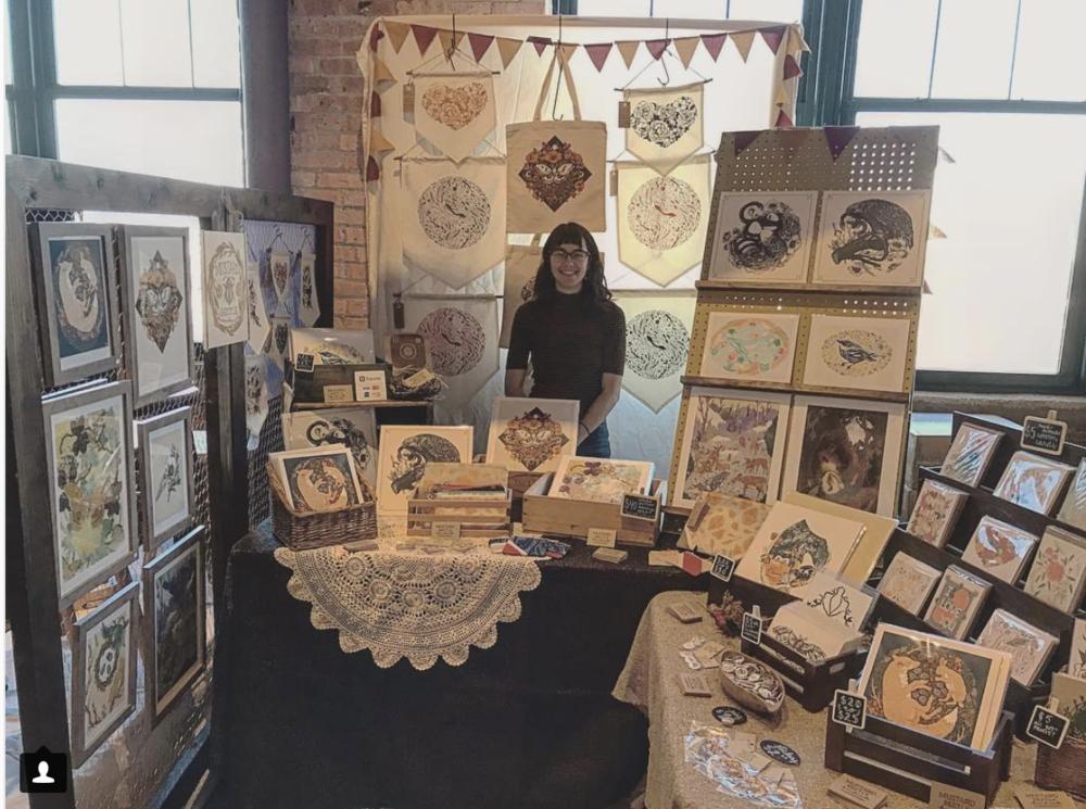 Renegade Craft Fair (Chicago, IL), December 2017