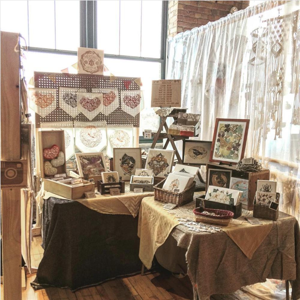 Renegade Craft Fair (Chicago, IL), December 2016