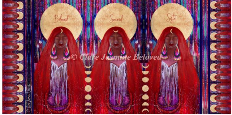 Beloved Sacred Sista