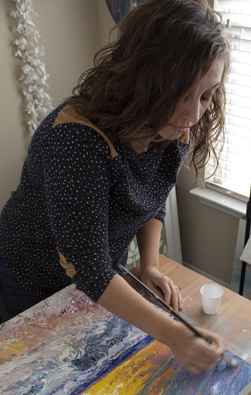 Kristen Jasper Artist