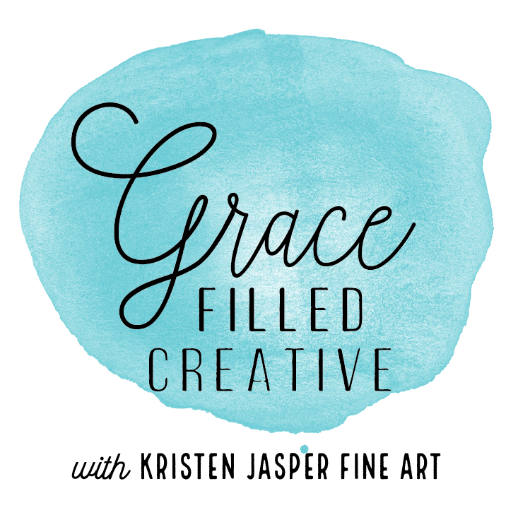 Grace filled Creative logo