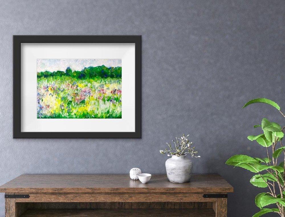 Original Oil pastel paintings - Offering original works of art on paper.