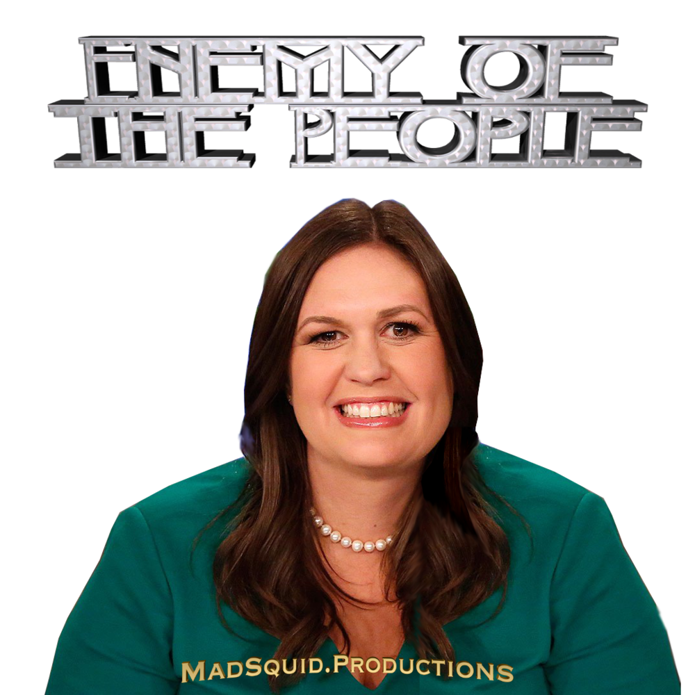 Enemy of the People HuckabeeSanders MEME.png