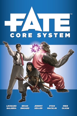 Fate Core System cover