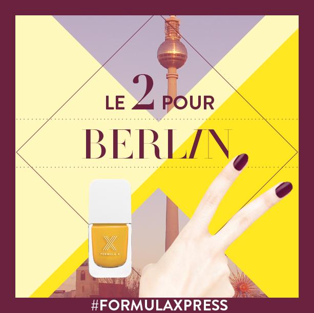 SEPHORA FORMULA X BERLIN