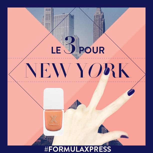 SEPHORA FORMULA X NEWYORK