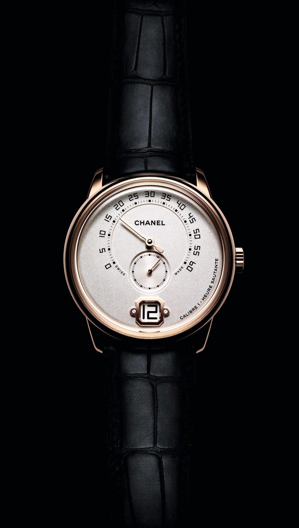 Montre Monsieur de Chanel