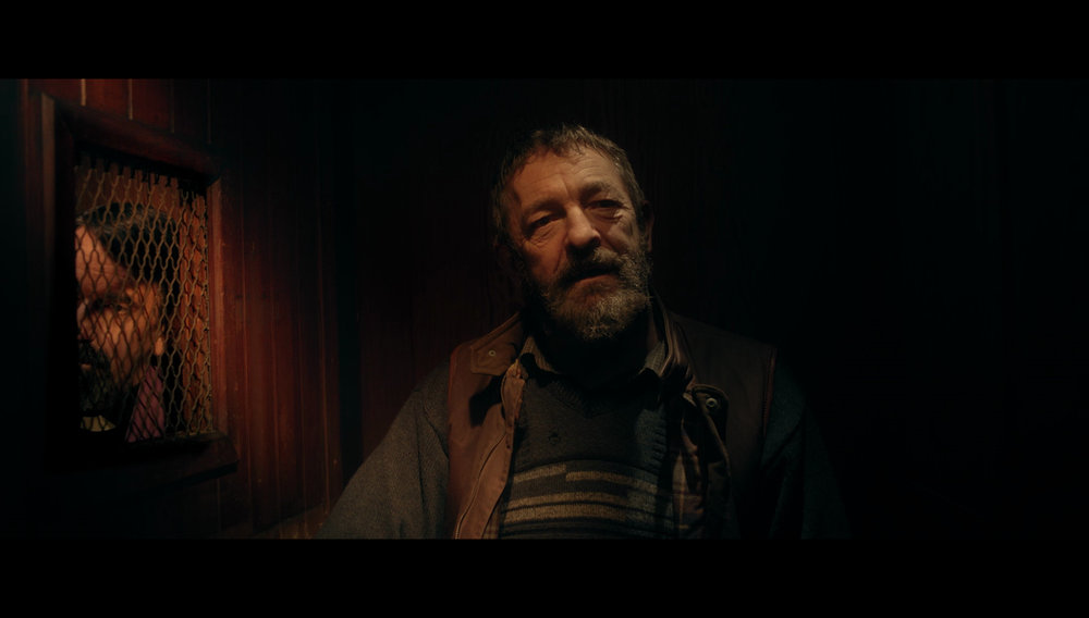 """Bless Me Father"" (2018) - Written and Directed by Paul Horan  Starring Francis Magee and Phelim Drew"