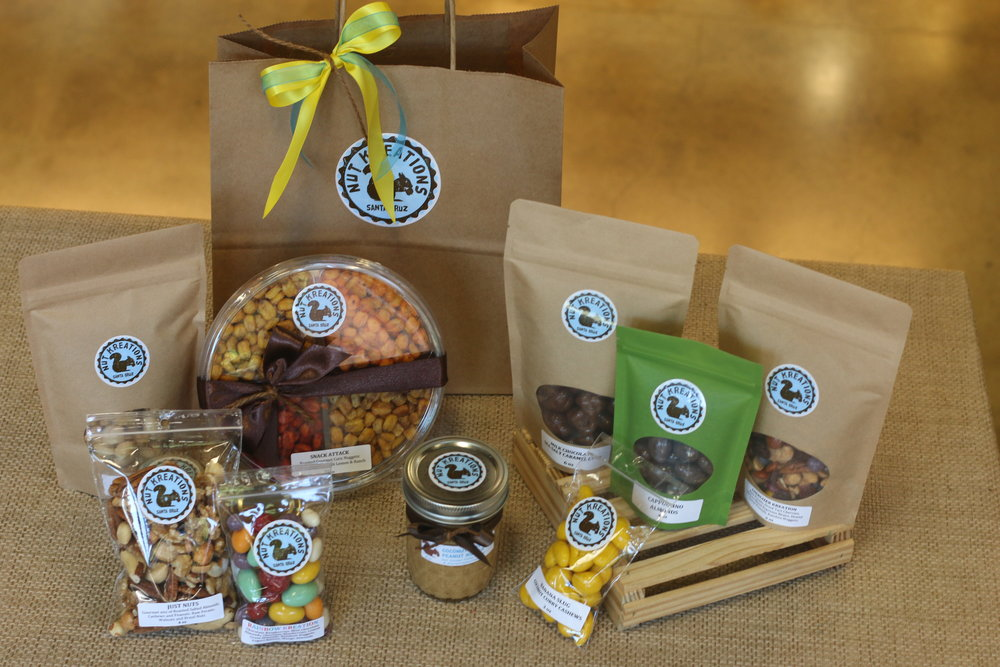 1. Mini Bar & Turn Down Service  - Nut Kreations provides a catalog of over 140 items.  Packaged  and heat sealed only once ordered all products guaranteed fresh. Additionally Nut Kreations is the only company that allows hotel operators to create exclusive custom mixes and blends only for their hotel or special eventSizes for Mini-Bar & Turn down Service we recommend 1.5 oz to 3oz, But Sizes from 1.5oz all the way to 10 pounds are available we can get you whatever size needed.Nut Kreations Private Labeling Program allows Hotels to add our custom mixes with their private label for additional Hotel Branding.  Contact us to inquire and get customized pricing.