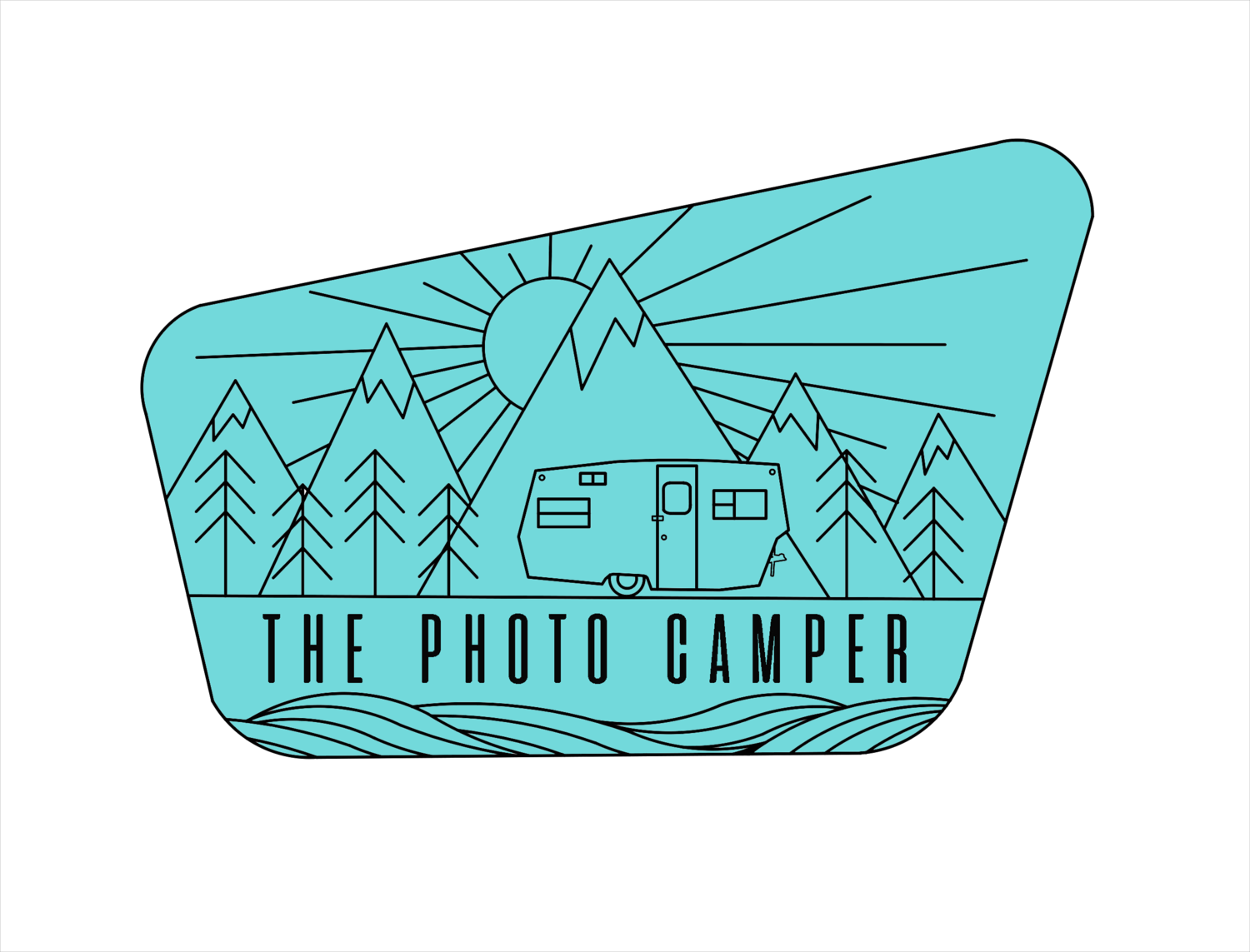 The Photo Camper Photo Booth