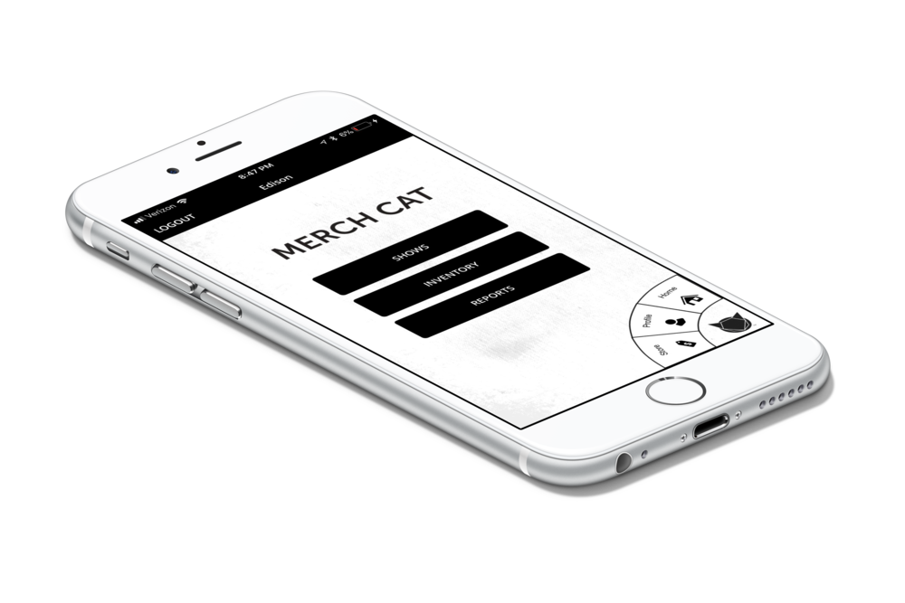 Sell merch, track inventory & get real-time reportsMusician friendly platform at $7.99/mo or $84.99/yearIntuitive on the front end and informative on the back endSo easy to use, your super fan can run your merch tableWe took the brain strain out of merch management so you can spend more time doing what you love -