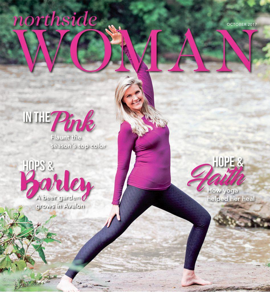 Northside Woman Magazine, October 2017.