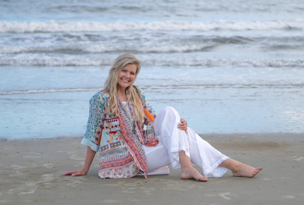Hope Knosher, Health & Life Coach, Yoga Teacher and Therapist