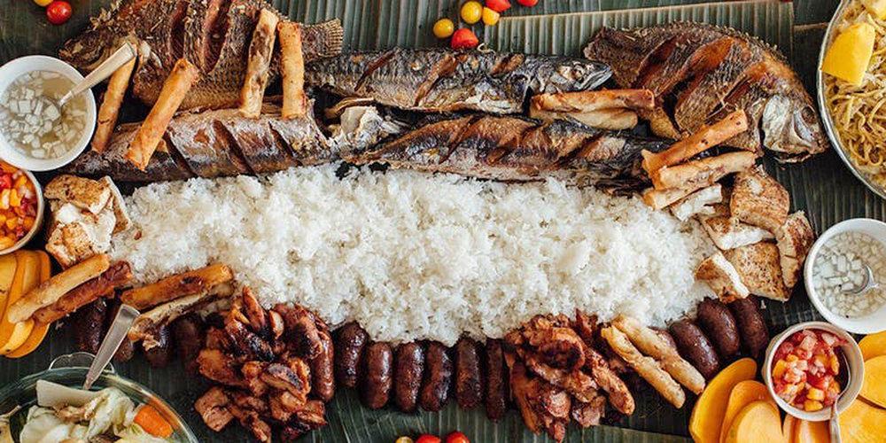 Kamayan Feast - Wednesday | 9.26 | 6pm–9pm
