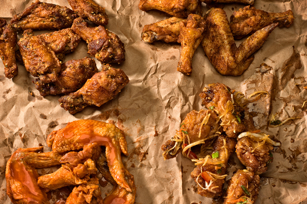 Tampa Chicken Wings - Tampa Magazine