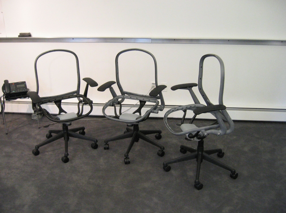 chadwick - ||| BRAND: KNOLL||| ROLE: Industrial Designer||| TYPE: Furniture