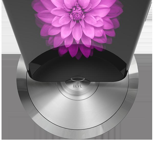 iphone dock - ||| BRAND: BEVL||| ROLE: Industrial Designer and UX Designer||| TYPE: Consumer Device