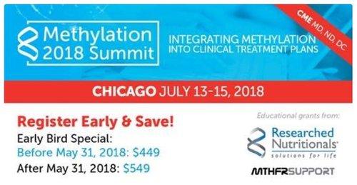 419 Methylation Integrative Medicine Nutritional Biochemistry