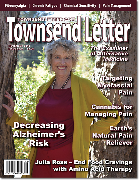 ON THE COVER:  Julia Ross